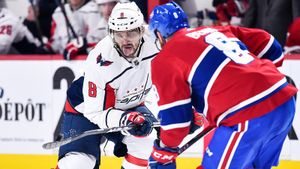 Овечкин зажег в самом хоккейном городе мира. У русской звезды — дубль, у «Вашингтона» — проблемы