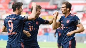 «Бавария» — фаворит не только в Бундеслиге, но и в Лиге чемпионов. Эта команда подомнет любого