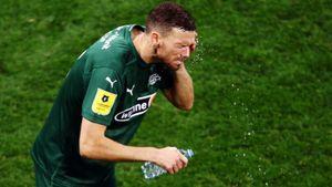 «Краснодар» сообщил о переходе Берга в «Гетеборг» по окончании сезона
