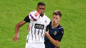 «Сочи» сыграл вничью с «Партизаном» в домашнем матче квалификации Лиги конференций