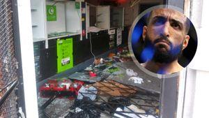 В США разгромили магазин отца бойца UFC Мухаммада. Он понимает вандалов и говорит о смертной казни для полицейских