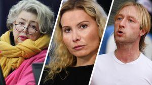 Тутберидзе поссорилась сТарасовой иПлющенко из-за Загитовой. Громкий скандал вфигурке