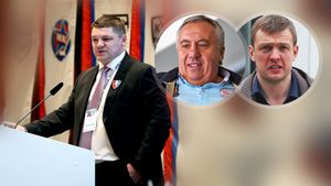 Кто захватит власть в профсоюзе КХЛ. Его бывший босс Коваленко бросил хоккеистов ради Госдумы