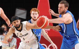 Итальянские баскетболисты обыграли сборную Германии на групповом этапе Олимпиады