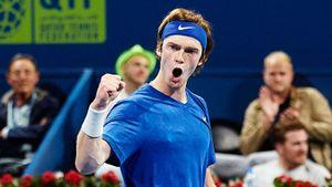 Теннисиста Рублева непустили наATP Cup. Онразозлился ивынес всех вКатаре