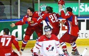 Лучшие матчи сборной России на чемпионатах мира. Приступ хоккейной ностальгии вам гарантирован