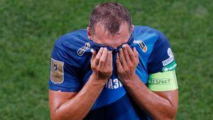 Чемпион ОИ Лесун о чемпионате России по футболу: «Без слез не взглянешь»