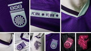 «Уфа» представила три комплекта формы на следующий сезон