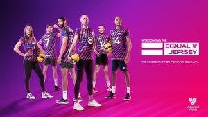 Volleyball World запускает проект «Равные джерси»