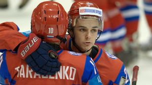 «Мы показали всему миру, что умеем играть в хоккей». Большой провал России в четвертьфинале МЧМ-2010 со Швейцарией