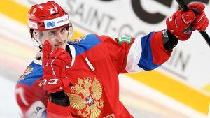 Амиров — лучший новичок в истории сборной России. Молодежка Ларионова — лучшая на Кубке Карьяла!