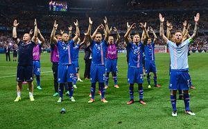 Их подготовил Карпин. Сборная Исландии на чемпионате мира