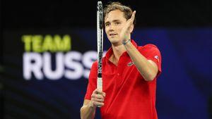 Русские теннисисты Рублев и Медведев вынесли Аргентину на ATP Cup. Россия в шаге от полуфинала