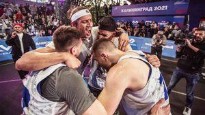 Баскетбол как шоу. Национальный финал Red Bull Half Court 2021 прокачал Калининград