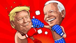 «Ты уволен». Что пишут о поражении Трампа и победе Байдена звезды американского спорта