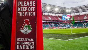 РФС объявил оприостановке до10апреля всех спортивных соревнований под своей эгидой