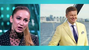 «Че вы Бельгии зассали?» Шоу Бузовой на «Матч ТВ»: назвала Губерниева дном, зарыдала и обратилась к игрокам сборной