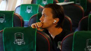 «Краснодар» объявил о переходе Ольссона в «Андерлехт»