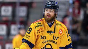 Новичок «Северстали» Пресс: «Моя цель показать, что я могу играть в хороший хоккей на уровне КХЛ»