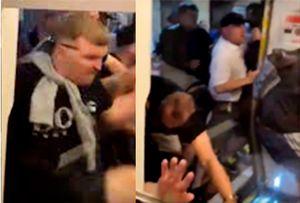 Фанаты «Ливерпуля» и «Манчестер Сити» устроили жесткую драку в метро перед матчем за Суперкубок