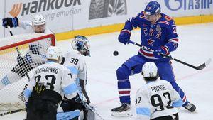 СКА в овертайме нанес поражение минскому «Динамо» и вышел в следующий раунд плей-офф КХЛ