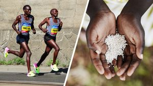 Кенийские бегуны голодают из-за коронавируса. Соревнования— ихединственный источник дохода