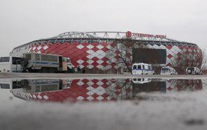 «Спартак» приостановил деятельность стадиона из-за обвинения в нарушении мер профилактики коронавируса