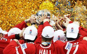 Канада— единственный фаворит чемпионата мира. Они собираются вернуть себе золото