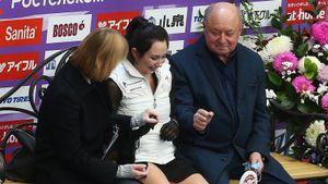 «Была в шоке, насколько мой тренер следит за модой». Туктамышева рассказала, что песню Айлиш ей предложил Мишин
