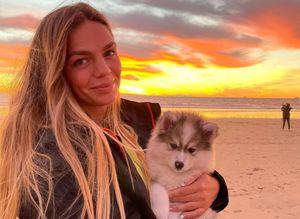 «Мечты сбываются». 6-кратная чемпионка мира Юлия Ефимова завела милого щенка: фото