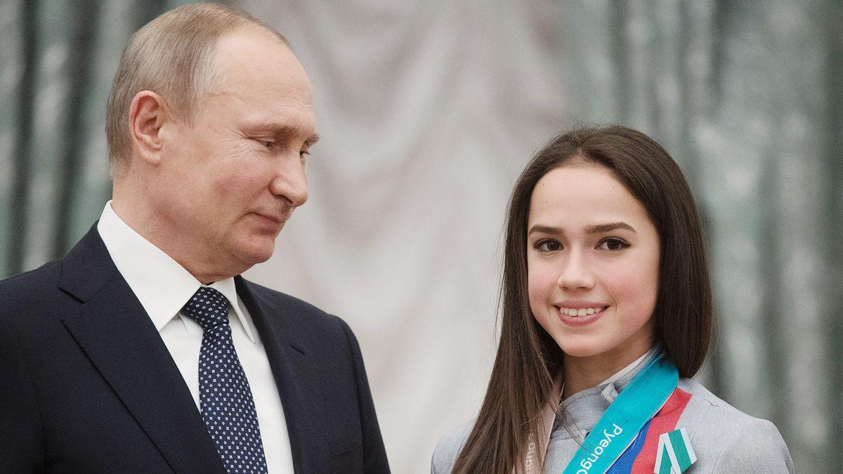 Алина Ильназовна Загитова-3 | Олимпийская чемпионка - Страница 9 1200_1200_max