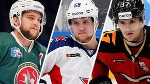 Что стало с русскими хоккеистами, вернувшимися в КХЛ из Америки в 2020-м. Камбэк на родину удался не всем