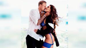 «Вот это страсть! Лютый секс». Певица Седокова и баскетболист Тимма снялись в интимной свадебной фотосессии