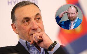 Депутат Лебедев: «Гинер прав— футбол без зрителей мало кому интересен. Носейчас натакой шаг никто непойдет»