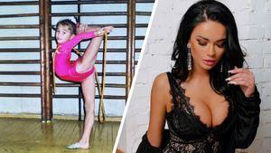 Актриса Яна Кошкина: в 8 лет сфоткалась с Кабаевой, могла стать гимнасткой, а мечтала стать кондуктором