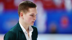 Американский друг Медведевой победил всех русских фигуристов (Коляду тоже) без четверных. Что случилось в Эспоо