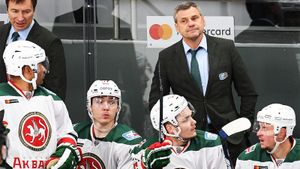 Кризис одного из главных фаворитов сезона КХЛ. У «Ак Барса» уже три поражения подряд