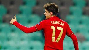 «Вулверхэмптон» арендовал Тринкау у «Барселоны»