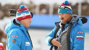 Русскому биатлону необходима реорганизация, там снова странности: Хованцева вернули, а Польховского убрали