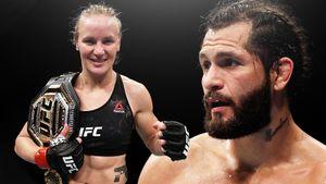 Русская чемпионка легко защитила титул в стиле Хабиба, Масвидаля впервые нокаутировали в UFC! Как это было