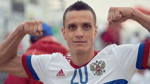 Русские пляжники с побед стартовали на своем «Евро»: уверенно обыграли турок, забили 4 за тайм Белоруссии