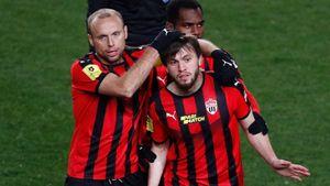 Мирзов забил четыре гола за шесть матчей, один из них — в стиле Месси. «Спартаку» пора возвращать его из «Химок»?