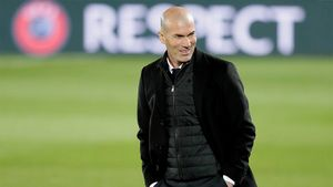 «У меня больше нет поддержки от клуба. Нет веры в меня». Открытое письмо Зидана после ухода из «Реала»