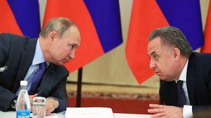 «Путин пригласил после 1:7 от Португалии и спросил, что это было. Тогда все и началось». Мутко — о ЧМ-2018 в России
