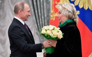 Тарасова: «С Путиным не стыдно, у него есть харизма»