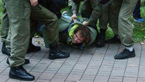 93 белорусских футболиста выступили с осуждением насилия в стране