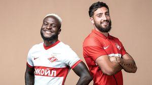 «Спартак» презентовал новую форму на сезон-2021/22
