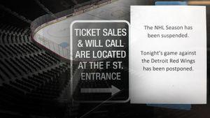 «Моя жизнь остановилась». Что говорят в Северной Америке о решении НХЛ прервать сезон из-за коронавируса