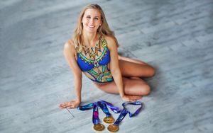 Олимпийская чемпионка Шишкина рассказала, почему синхронистки не бреют ноги перед соревнованиями