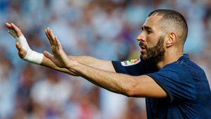 «Реал» победил «Сельту», продлив беспроигрышную серию в Ла Лиге до 8 матчей. Бензема оформил дубль